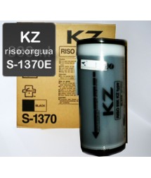 Краска для ризографа черная S-1370E KZ (800мл)