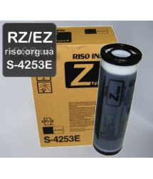 Краска для ризографа черная S-4253E RZ/EZ black (1000мл)