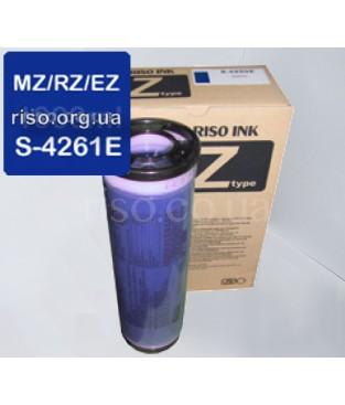 Краска MZ/RZ/EZ светло-синяя MEDIUM BLUE S-4261E(1000мл)