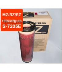 Краска MZ  /RZ / EZ красная RED S-7205E (1000мл)