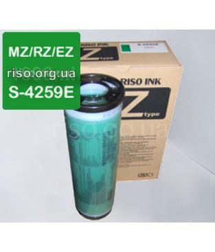 Краска MZ/RZ/EZ зеленая GREEN S-4259E(1000мл)