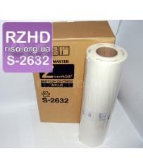 Мастер-пленка S-2632 RZ9-HD (220 кадров)