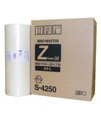 Мастер-пленка S-4250 Z-Type Standard (295 кадров)