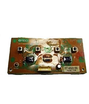 017-60020/Плата цилиндра DRUM PCB( GR 3750D)