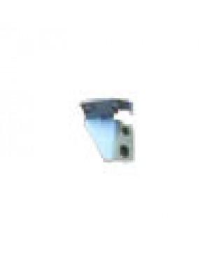 030-16522/Кронштейн щетки-скребка передний (BRACKET; BLOCKING PLATE F)