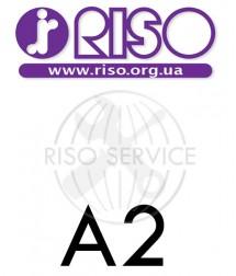 Обслуживание ризографа А2