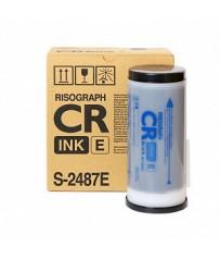Краска для ризографа черная S-2487 CR (800мл)